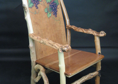 Oenophile chair